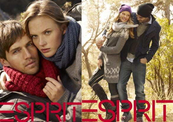 Esprit Fall Winter 2010-2011